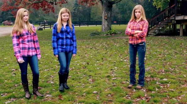 If you aren't wearing plaid, you aren't a real barrel racer.