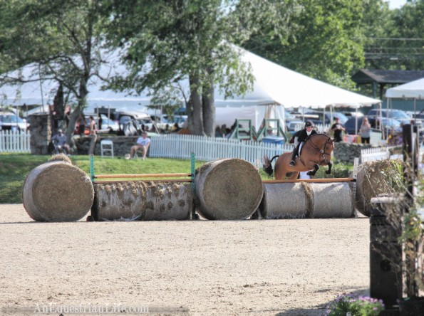 Rider Kelsi Okun on Consigliere