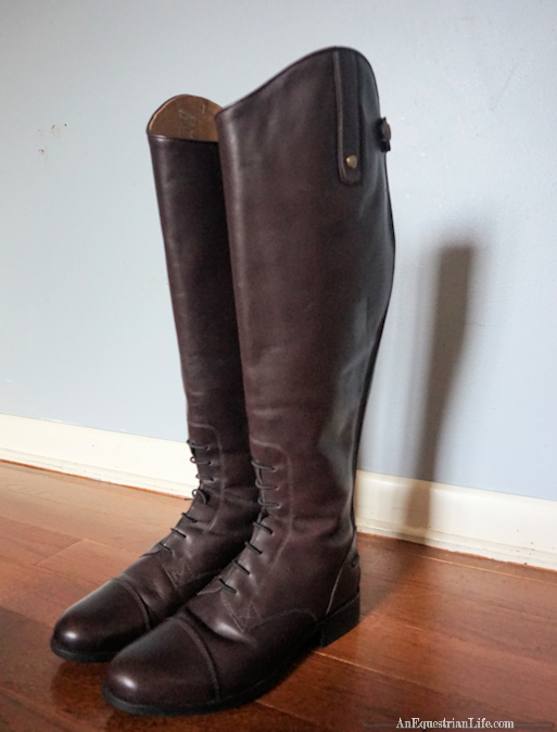 Ariat Heritage Contour Zip Field Boot (I think)