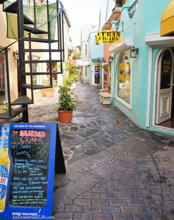 bahamas alley