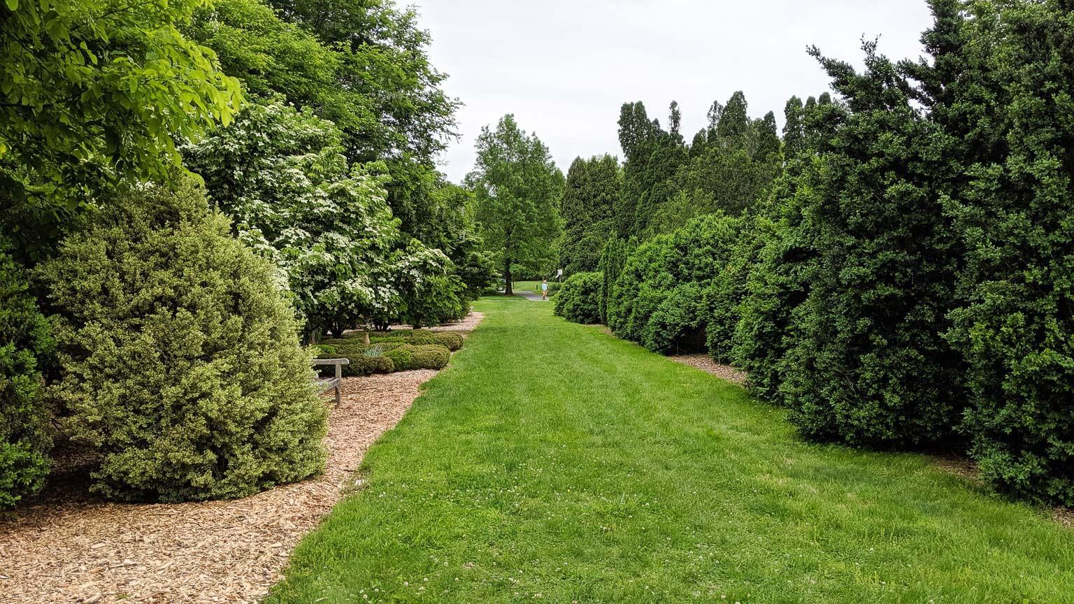 state arboretum
