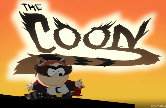 cartman as the coon